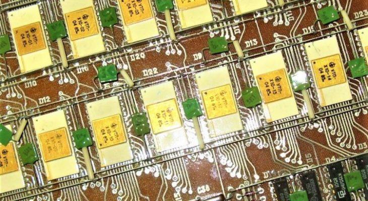 Процессоры — платы