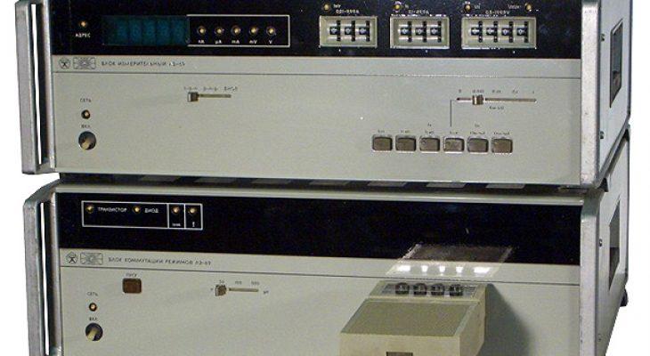 Покупаем Кип. Измерители параметров транзисторов и диодов